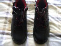 Portwest FW41 Steelite Ladies Safety Shoes Steel Toe Cap S1 SRA Work Footwear