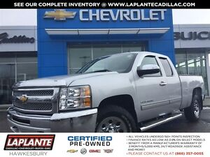 2013 Chevrolet Silverado 1500 Tow package+1 Owner