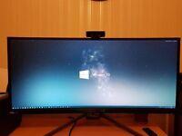 Acer Predator X34 swap for high end 4k monitor