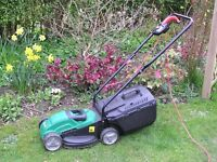 Qualcast Electric Rotary Lawnmover £25