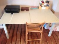 Multi purpose table for free