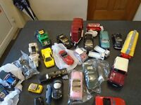 large collection of diecast model vintage cars part 2 stocking fillers christmas