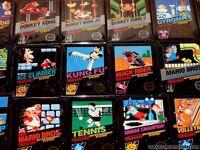 Wanted Nintendo Sega Games & Consoles NES/Super Nintendo/SNES/N64/Nintendo Gamecube