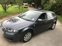 2007 Audi A3 FSI automatic with only 67000 miles!!!!