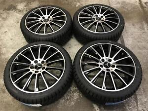 "18"" Mercedes Wheels and Winter Tire Package (Mercedes Cars) Calgary Alberta Preview"