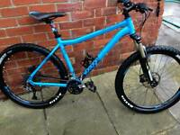 SWAPS. 2016 voodoo hoodoo mountain bike