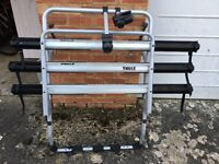 Thule BackPac bike carrier for Scenic