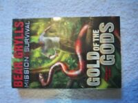 Bear Grylls Mission Survival Book 1 Gold of the Gods IP1