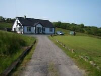 lot 1 3 bed bungalow with 3 acres lot 2 34 acres with barns