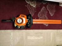 Stihl HS45 hedge cutter £130 ono (2013)