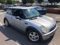 2003 MINI ONE 1.4L DIESEL EXCELLENT CONDITION FULL SERVICE HISTORY LONG MOT HPI CLEAR