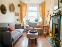 Mid Terrace 2 Bed House in Roath, with Garden