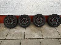 Volkswagen G60 wheels