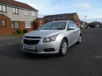 chevrolet cruze 2010 genuine low mileage 31,456mls 1.6 petrol, manual, 1 previous owner immaculate
