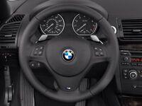 BMW E90, E91, E92, E93, E60, E61 Paddle Shift for Replacing or Retrofitting