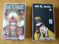 2 Ali G, VHS Videos