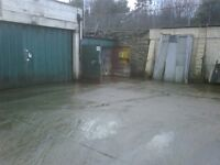 Garage/Workshop in secure yard with 24 hr access, Armley LS12