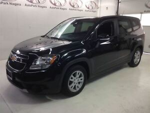 2014 Chevrolet Orlando LT/ 7 PASSENGER / BLUETOOTH/ ALLOY RIMS