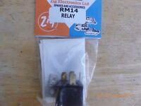 Zig RM14 Relay, New