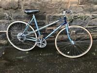 Raleigh Wisp vintage bicycle / bike.