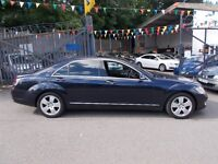Mercedes-Benz S Class 3.0 S320L CDI Limousine 7G-Tronic 4dr PERFECT EXAMPLE