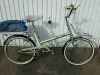 B.S.A Vintage Bicycle For Sale in Good Working Order