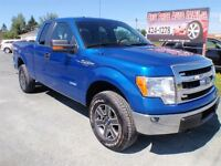 2013 Ford F-150 XLT!! 4X4!! CERTIFIED!!