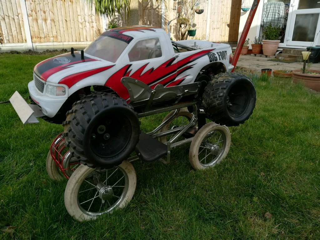 RC Monster Truck 1/5 scale | in Leigh-on-Sea, Essex | Gumtree