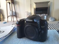 Nikon D80 including Wireless Remote