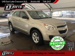 2015 Chevrolet Equinox LS CD PLAYER, SEATS 5, CRUISE CONTROL