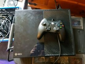 Xbox One with Wired Controller and 3 Games £140 No Offers
