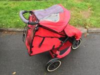 Phil and Teds E3 double buggy/pushchair