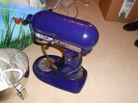 Kitchen aid mixer [ purple ] Pick up Ayr