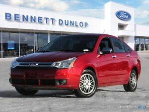 2011 Ford Focus SE-SEDAN-HEATED LEATHER SEATS