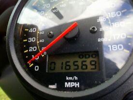 Low mileage lovely example Fzs Fazer1000