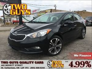 2014 Kia Forte 2.0L EX BACK UP CAMERA BIG MAGS