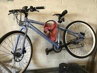 Carrera Subway Ltd Edition hybrid bike- used once!!!