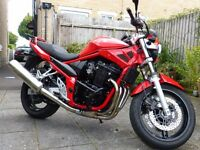 SUZUKI GSF650 K5, 2006, Low mileage, MOT Sept 2018, 2 owners from new.