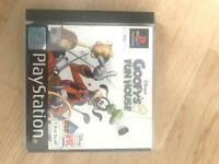 Goofys fun house for PlayStation 1