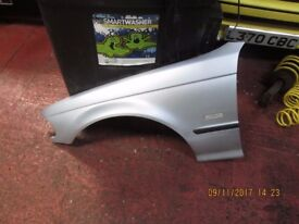 Passenger Side Wing from a BMW 330 D 2004 Estate.