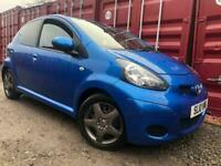 Toyota Aygo 2010 1 Litre Petrol Good Mot Low Miles Cheap To Run And Insure £20 Road Tax !