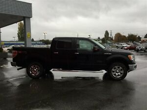 2011 Ford F-150 FX4 Supercrew SWB 4WD 4x4 Supercrew, XLT Low KMS Comox / Courtenay / Cumberland Comox Valley Area image 4