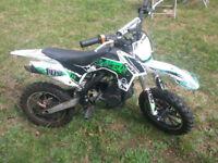 Funbikes 49cc Mini Off Road Scrambler