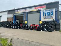Tyre Shop - New & Used Tyres | Partworn Tires | Part Worn Tire Shop