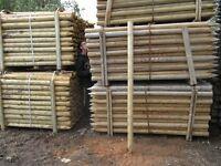 Fence Post 85mmx2.4m