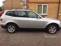 BMW X3 2.0TDI...LOW PRICE FOR QUCK SALE