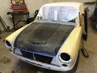 Wanted Mk1 Cortina 2 Door parts, GT or Lotus panels , engines etc..