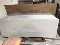 66 PLASTERBOARD SHEETS 1800X900X9.5MM