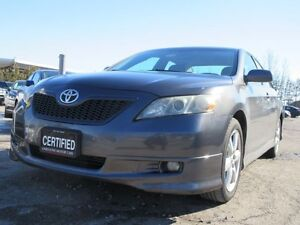 2007 Toyota Camry SE / ACCIDENT FREE / SERVICE HISTORY