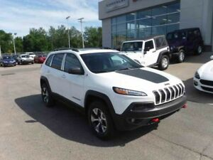 2017 JEEP CHEROKEE 4X4 TRAILHAWK